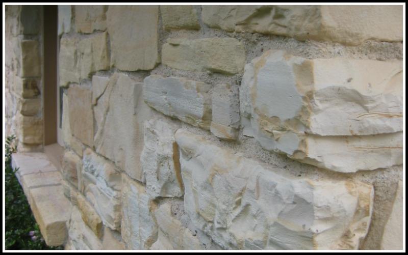Renovation new Carmel stone interface