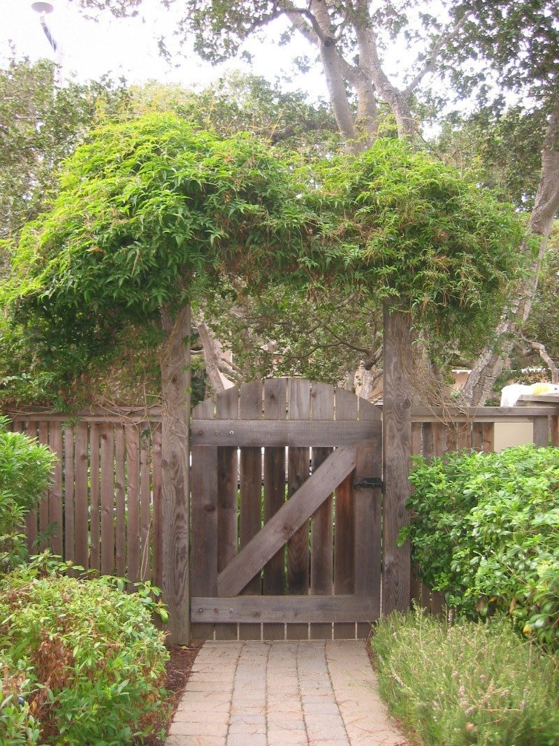 home remodel and addition entry gate