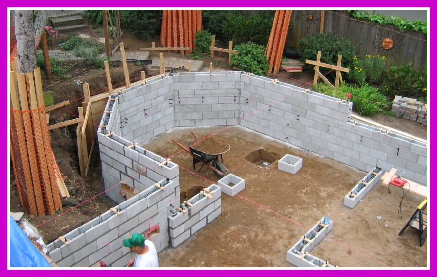 Remodel and addition ready to fill the blocks