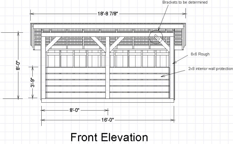 Shed dormer plans Shelter house plans