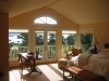 New second story master suite with ocean views