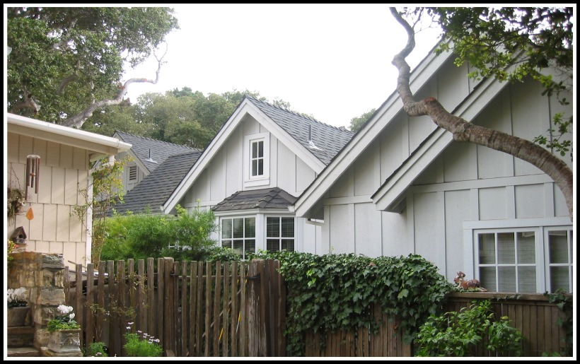 Board and batten bungalow style custom home - What is a bungalow house ...