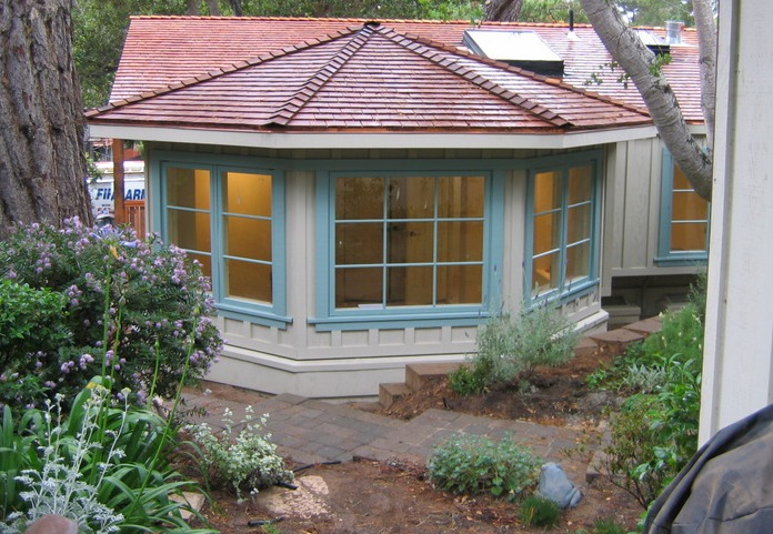 Home Remodel and Addition in Carmel, CA – Phase 2
