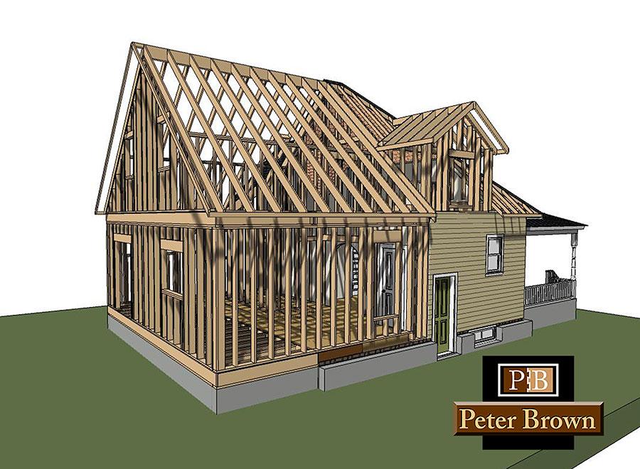 Ciari-Frame-home-remodel-Bozeman