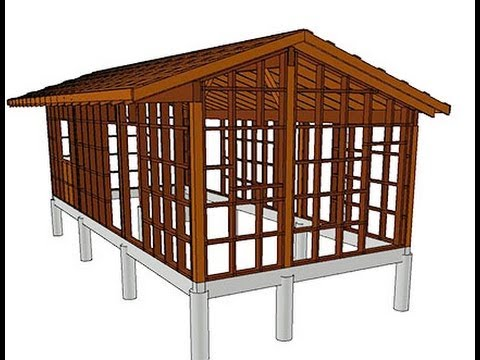 part 2 building a custom barn in bozeman mt bozeman